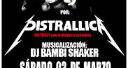 Distrallica Tributo a Metallica