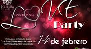 Love Party en Marbella