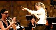Nuevos talentos brillan con la Filarmónica