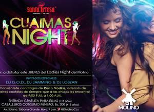 Cuaimas Night