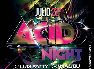 Acid Night en Marbella