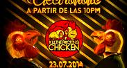 Electroholic con Kill The F*cking Chicken