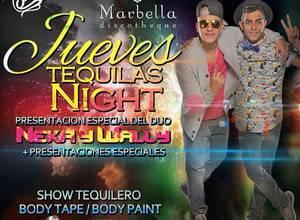 Ladies Night Tequilas