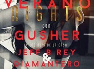 "Casa Verano presenta ""Verano Nights"""
