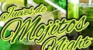 Jueves de Mojitos Night