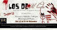 """Grupo teatral First Floor llega con """"Los de al Lado"""" en Río teatro Caribe"""