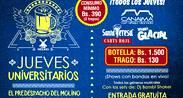 Jueves Universitario en El Molino