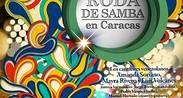 Roda de samba en Caracas