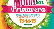 "Bazar "" Moda en Primavera con Talento Creativo"""