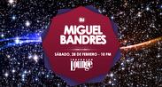 DJ Miguel Bandres en el Trasnocho Lounge