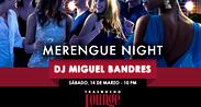 Merengue Night