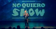 """""""No quiero show"""", con José Rafael Guzmán"""