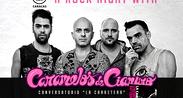 A rock night with Caramelos de Cianuro