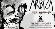 """Arbiza presenta su disco """"Amor Oscuro"""""""