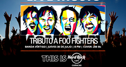 Tributo a Foo Fighters en Hard Rock Café
