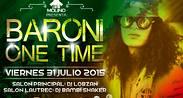 Baroni One Time en El Molino