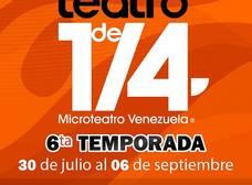 Microteatro adulto y microteatro infantil llegan a Caracas desde el 30 de julio