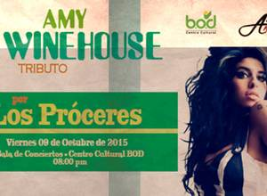 Amy Winehouse – Tributo