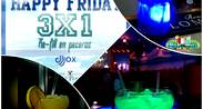 Happy Friday 3x1 en Bahamas Club