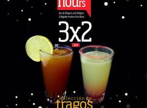 Happy Hour 3x2 en El Techo de la Ballena