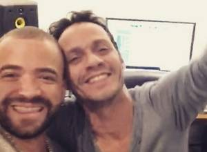 """Nacho colaborará con Marc Anthony en la canción """"Bailame"""""""