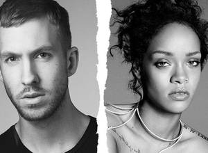 Calvin Harris estrenó nueva canción con Rihanna