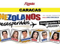 Venezolanos Desesperados en el Centro Cultural BOD