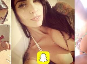 8 sexies y calientes razones por las que deberías usar Snapchat