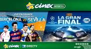 Vive la final de la UEFA Champions League en pantalla grande