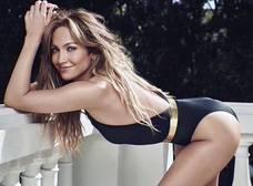 Jennifer López revela quién le enseñó a mover el trasero