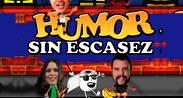 #HumorSinEscasez en el Hard Rock Café