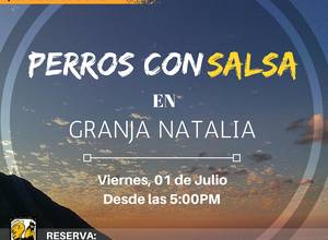 [After Office] Perros con Salsa en Granja Natalia