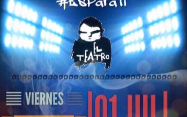 Esta noche A Lo Flamenko en El Teatro Bar