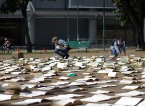 'Biblioteca Abierta' toma Pajaritos en Chacao
