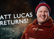 Matt Lucas se una a Peter Capaldi y Pearl Mackie para la temporada 10 de Doctot Who