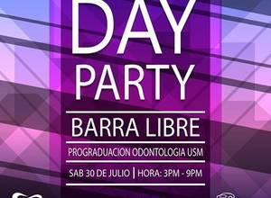 Day Party - Promo XVII de Odontología de la USM en Rosalinda