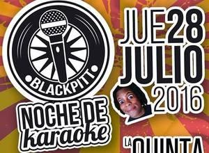 Noche de Karaoke en La Quinta Bar
