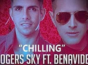 """""""Chilling"""" de Rogers Sky se mantiene en primer lugar en """"Monitor Latino"""""""