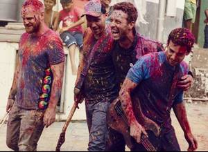 "Coldplay estrenó el videoclip de ""A Head Full Of Dreams"""