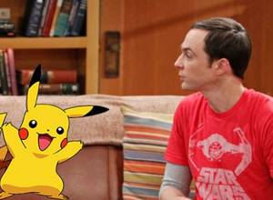 Pokemón Go llegará hasta la serie The Big Bang Theory