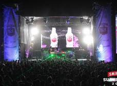 El Smirnoff Summer Tour hace vibrar una vez más a los venezolanos