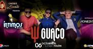 Guaco estrena integrante en Íntimos Cinex