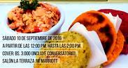 Degustación: ¡Viva la Arepa!