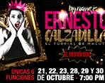 My name is Ernesto Calzadilla