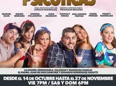 Queridas Psicóticas en Teatrex El Hatillo