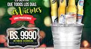 Promo de cervezas en Daws Lounge