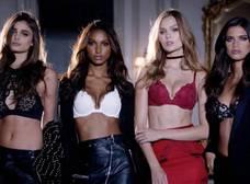 Los ángeles de Victoria's Secret protagonizan un muy sexy videoclip