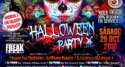 Halloween Party en El Molino