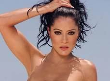 Norkys Batista celebró desnuda este 12 de octubre