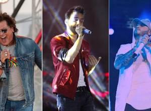 Carlos Vives, Prince Royce y Farruko cantarán los Grammy Latino